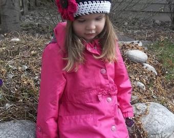 Kids Hats, Girl Hats, Baby Girl Hats, Flower Hats, Flower Beanies, Baby Hats, Girl Beanies, Baby Beanies, Infant Hats, Infant Beanies