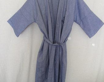 Kimono Robe Cotton Kimono Robe Thai Kimono Robe Cotton Robe