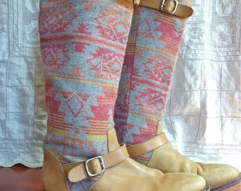 Tapestry Boot Size 8.5