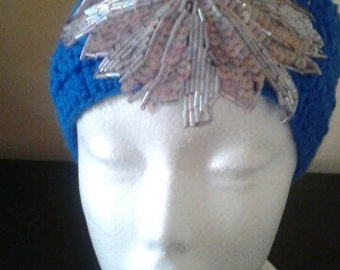 Head band, ear warmer, Knit head band