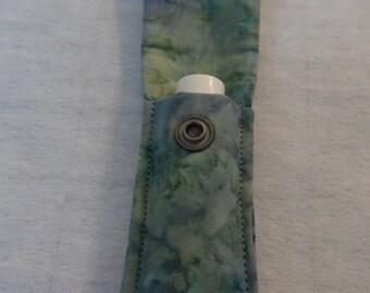 Lip Balm Case / Chap Stick Case / Key RIng Case / Key RIng Chap Stick Case