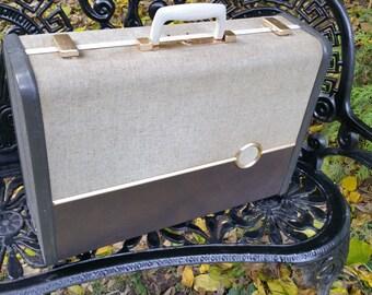 "Samsonite Ultralite 21"" Suitcase Brown Hard Side Case Style 8832"