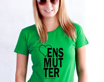 MotherHeart -  Fair Wear Organic T-Shirt