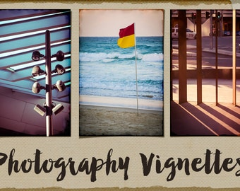 Vignette Photography Digital Overlays ClipArt - Photo & Digital Scrapbooking Overlay Vignette Frames