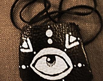 Third Eye Tribal Pouch