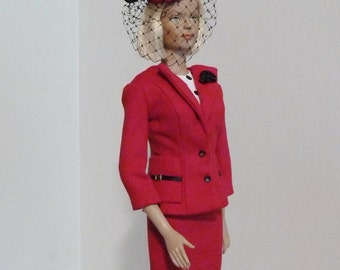 Suit for Tyler Wentworth and friends fashion dolls.