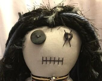 "Creepy n Cute Zombie Doll - ""Undead"" (P)"