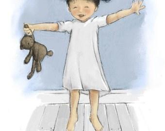 Children's Book Illustrator for Hire