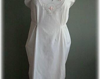 Victorian Cotton Day Dress