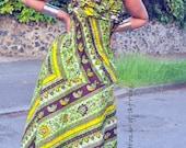 New Listing Dahama Bandeau Maxi dress