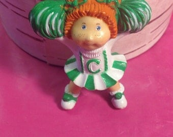 Cabbage Patch Cheerleader Figurine