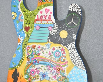 The 70's Guitar