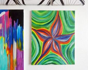 Original Painting // Abstract Art // Oil Painting // Modern Art // Canvas Art