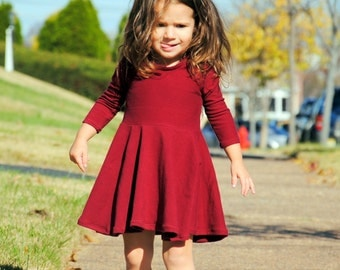 Free amp Easy Summer dress patterns for little girls  a roundup