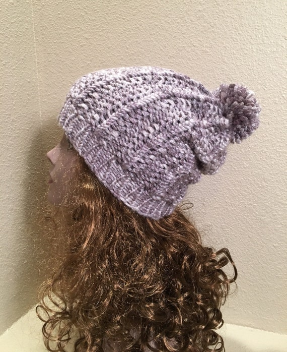 Beaver Creek Hat - a loom knit pattern