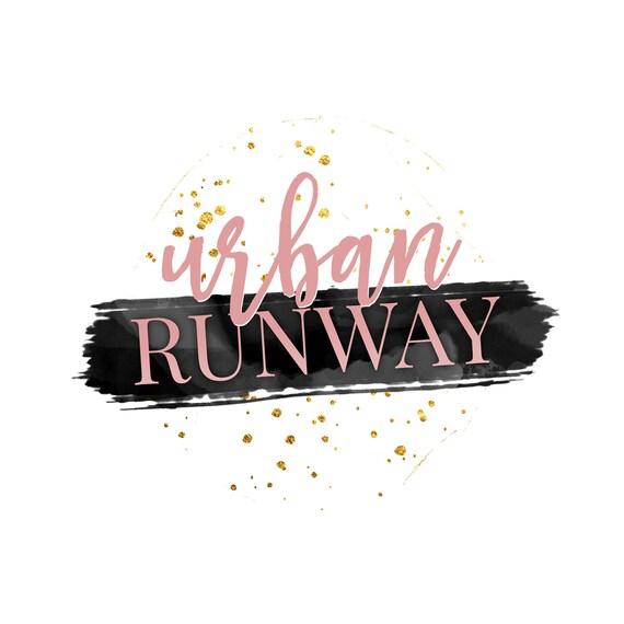 Fashion Blog Logo Design Beauty Blog Header By GlamBlogsDesign