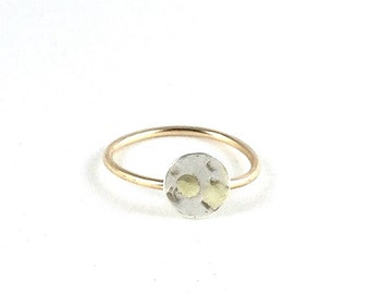 Supermoon Ring, Moon Ring, Moon Jewelry