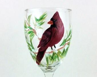 Owl Lover Gift, Hand painted glass, custom wine glasses, Bird lover gift, Owl Decor, Unique gift, Wedding gift, Gift for her, home decor