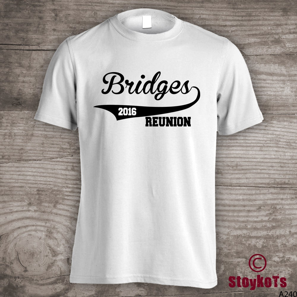 Design your own t-shirt for family reunion - Family Reunion T Shirt Personalized Class Reunion Shirts Clothing Tops Tees High School College Zoom