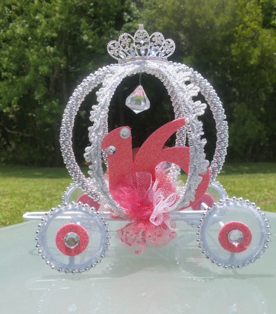 12 cinderella carriage centerepieces quinceanera sweet 16 for Wholesale quinceanera craft supplies