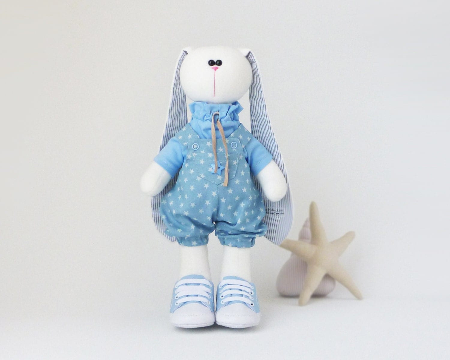 Personalized Toys For Boys : Unique gifts for boys stuffed rabbit toy gift birthday