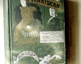 Swedish Antique Natural Science, Menniskan, hennes uppkomst hennes lif och hennes bestämmelse, 1896 Lilja