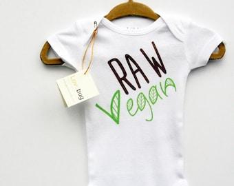 Vegan Baby Onesie, Vegan Baby Shirt, Baby One Piece, Vegan Toddler T-Shirt, Vegetarian kids, Animal Love