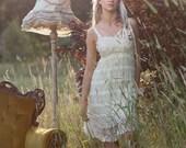 lace dress. boho lace dress. lace slip dress. bridesmaid lace dress. Olivia lace dress by Miss Rose Sister Violet.