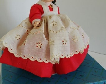 Jo Madame Alexander Doll #413 Vintage 1970's Collectible Doll from Little Women Retired & RARE Doll Collector Gift in Excellent Condition
