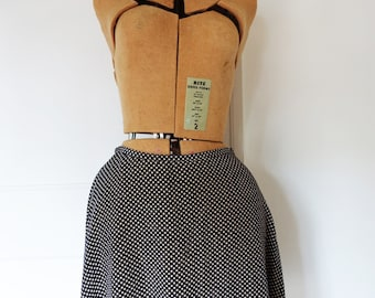Ralph Lauren polka-dot skirt