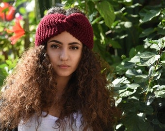 Handmade Knitted Headband