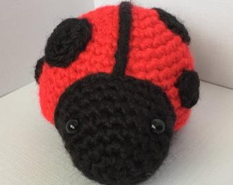 Crochet Pattern - Lady Bug