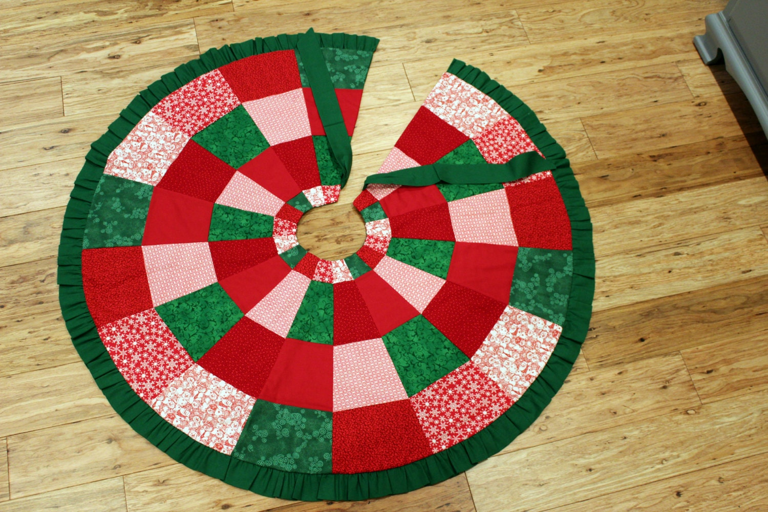 On sale christmas tree skirt