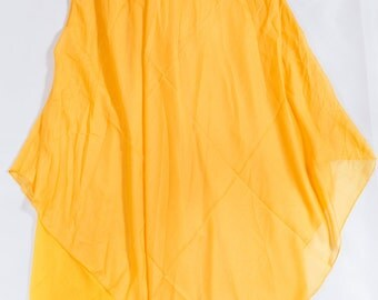 Turkish Summer Dress (Yellow)