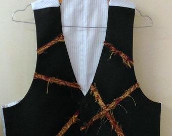 Man vest waistcoat size 48/50 IT