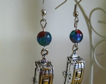Retro Airstream Earrings
