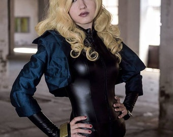Black Canary Cosplay Costume