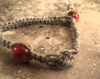 Josephine knot bracelet