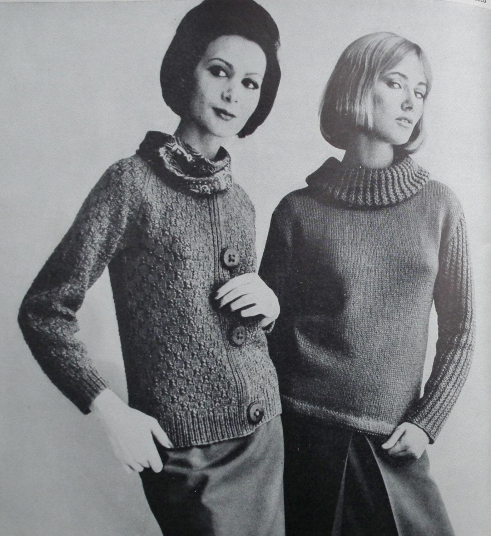 Free Vintage Vogue Knitting Patterns : Vintage Vogue Knitting Patterns 1960s Vogue by sewmuchfrippery