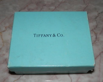 Vintage Tiffany & Co. Gift Jewelry Box ONLY