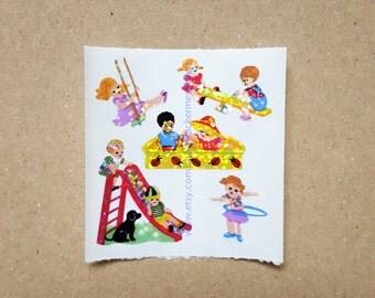 Sandylion Sticker - Playground