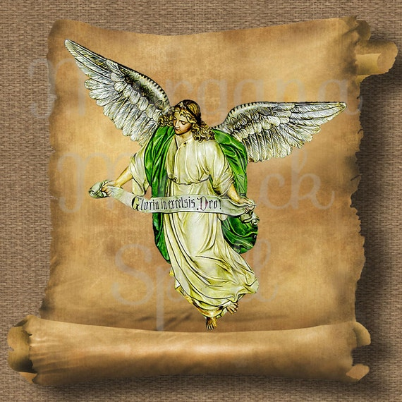 Archangel Royalty Free Clipart