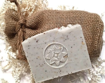the PERFECT MAN - Gift for Him - Shea Butter Soap - Gift Wrapped TOO!