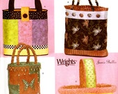 Simplicity 4294 Tote Bags in Four Styles Sewing Pattern