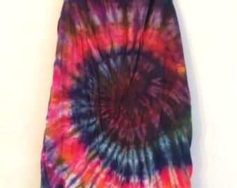 Tie Dye Sz Medium women's sundress/cover-up