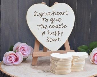 Guest Book Alternative - Rustic Wedding Guest Book Alternative - Guest Book - Rustic Guest Book - Wedding Guest Book - Wedding Wishing Well