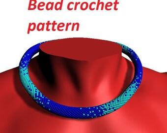 Crochet patterns for women jewelry tutorial necklace pattern beads bracelet design make jewelry beading necklace jewelry making ideas