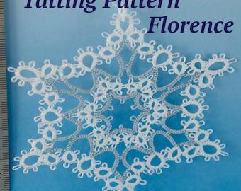Snowflake Tatting Pattern Florence