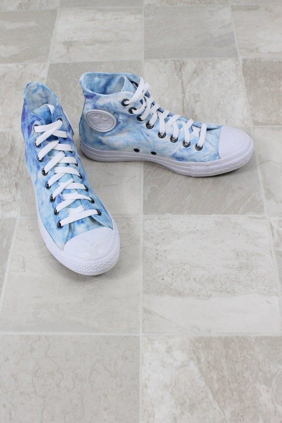 Converse Chuck Taylor All Star Marble High Top Shoes