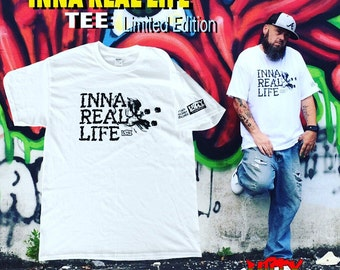 """Limited Edition """"INNA REAL LIFE"""" Unity Sound tees"""